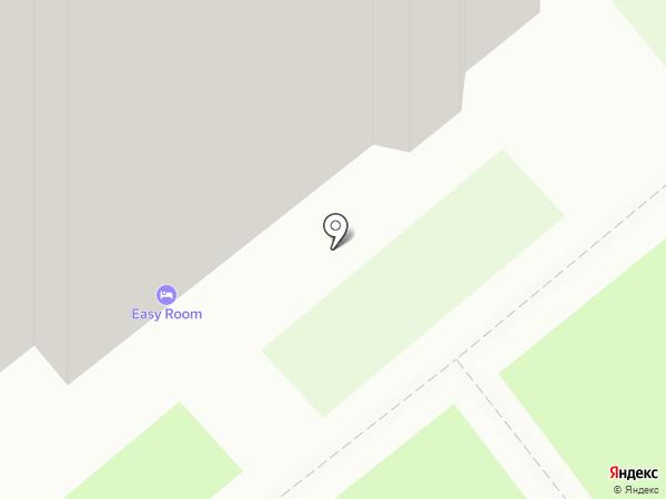 У Дмитрича на карте Нижнего Новгорода