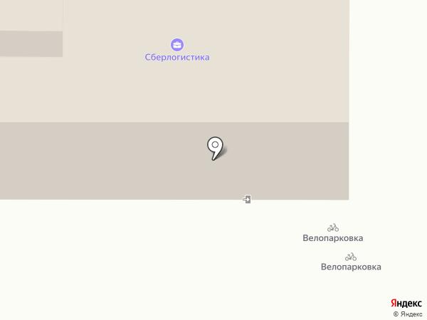 Магазин одежды на карте Нижнего Новгорода