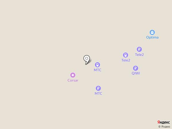 C-Store на карте Федяково
