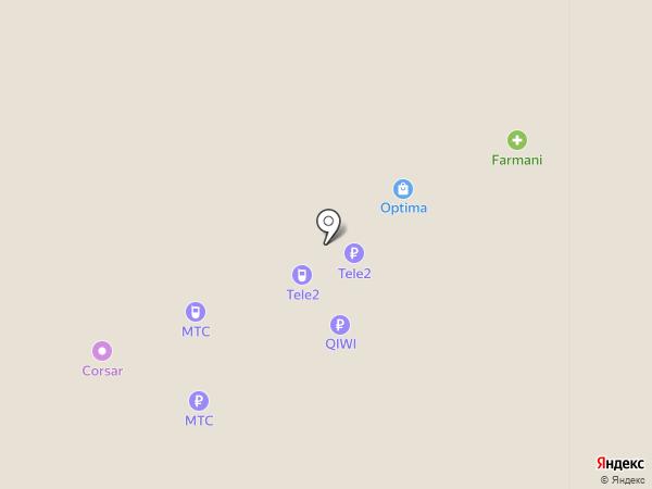Atletpit.ru на карте Федяково