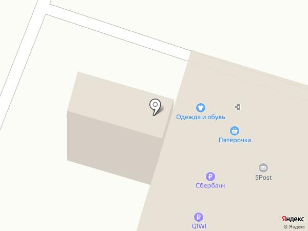 Салон ювелирных изделий на карте Бора