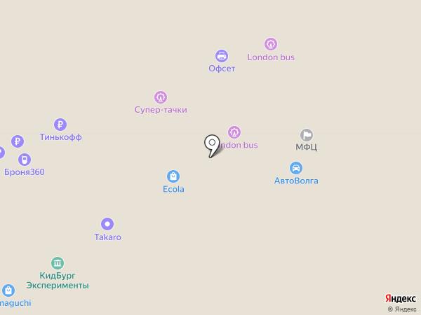 Интерактивный 5D-аттракцион на карте Федяково