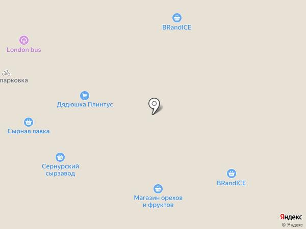 Федяково на карте Федяково