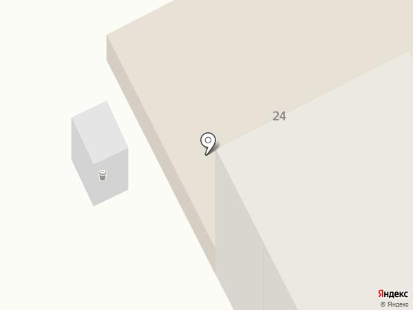 Ёршъ на карте Бора