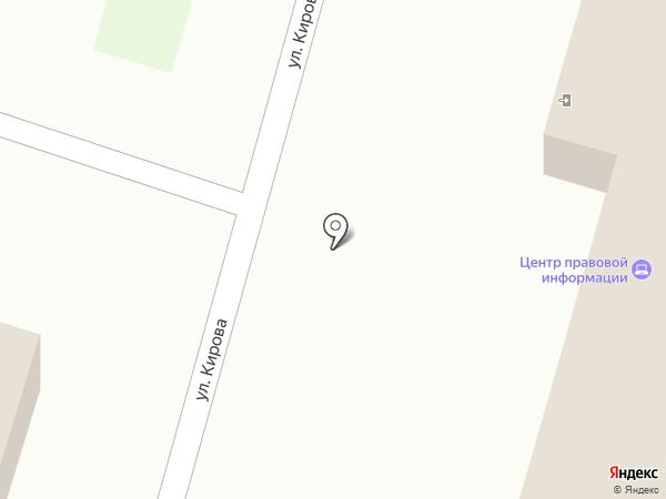 Центральная городская библиотека на карте Бора