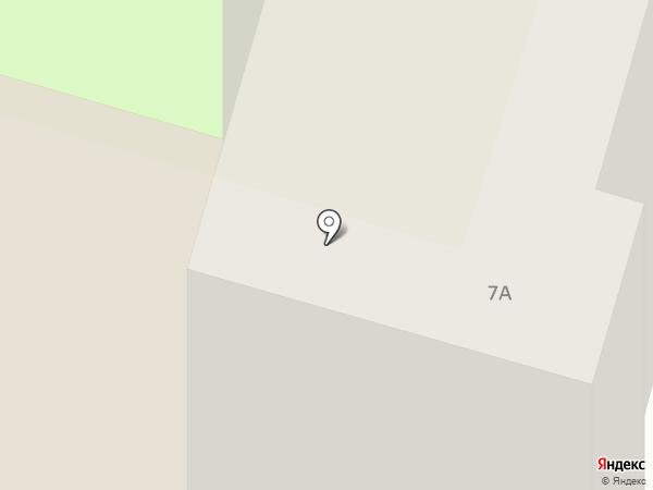 Молоток на карте Бора