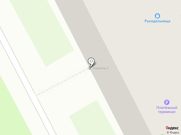 Ирис на карте Бора
