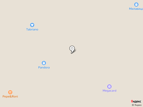 Pepe & Roni на карте Федяково