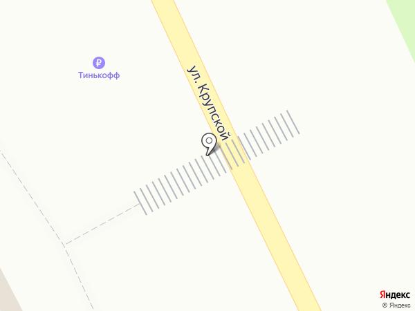 Оптовик на карте Бора