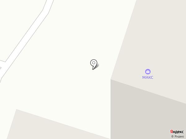 Макс, ЗАО на карте Бора