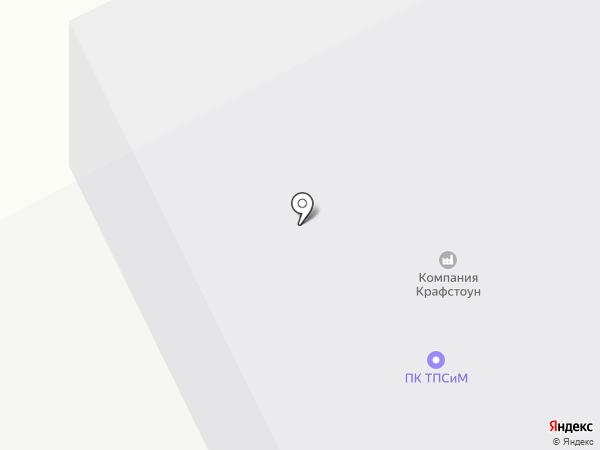 Метмаш на карте Бора
