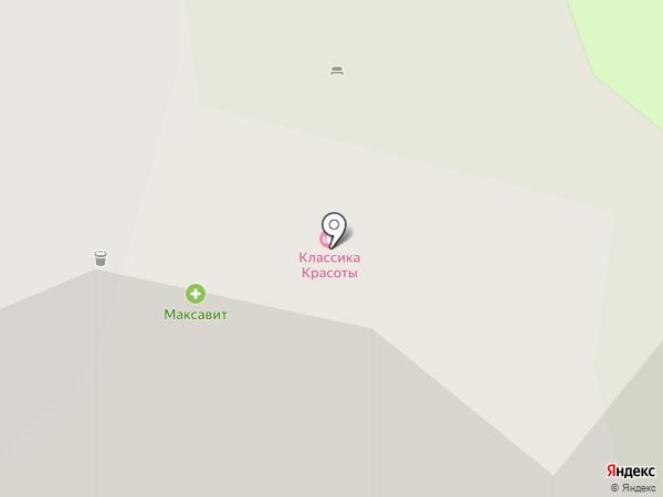 ЗдравСити на карте Нижнего Новгорода