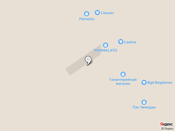 Lawine на карте Нижнего Новгорода