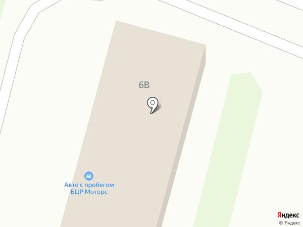 ТрейдАвто на карте Нижнего Новгорода