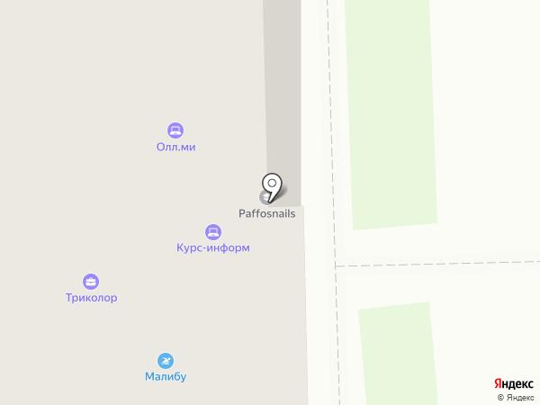 Клин & Хэппи на карте Нижнего Новгорода