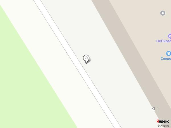 Центр лабораторного анализа и технических измерений по Приволжскому федеральному округу на карте Бора