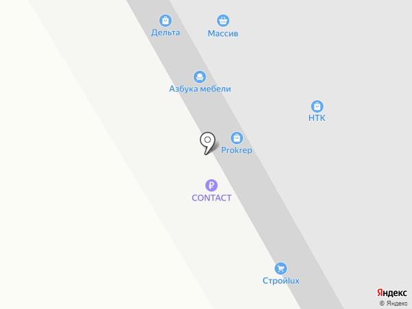 Оптово-розничная компания мебельной фурнитуры на карте Бора