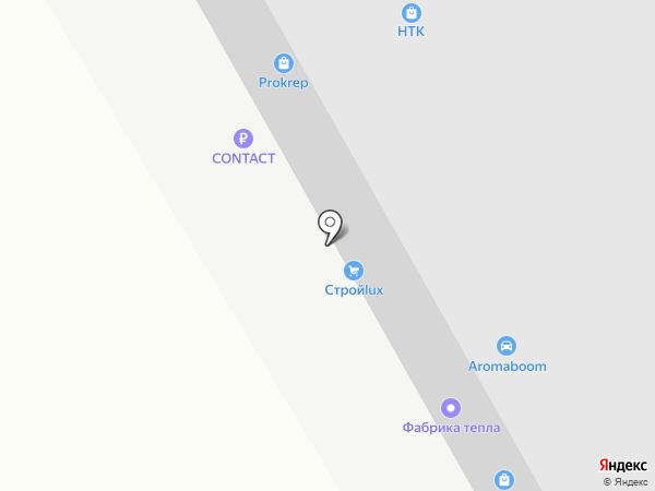 ПроКрепёж на карте Бора