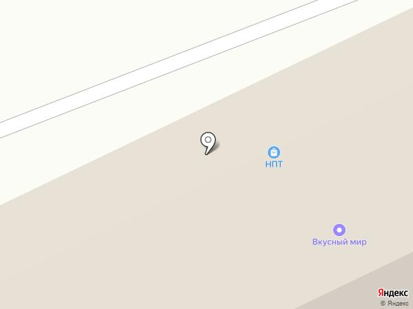 Профсервис на карте Бора