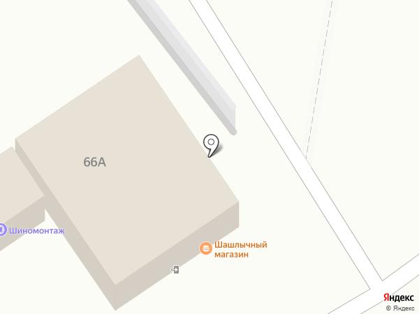 Магазин разливных напитков на карте Афонино
