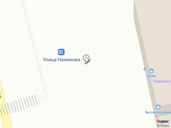 Страховая компания на карте Бора
