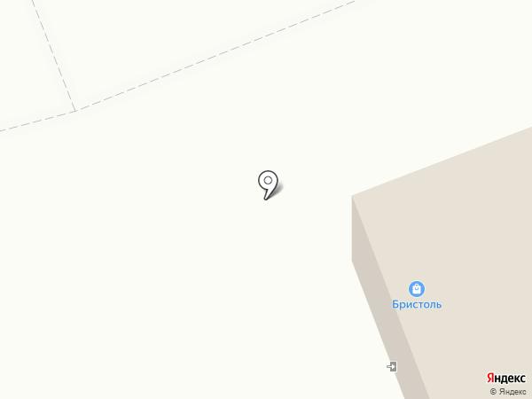 Облик на карте Бора