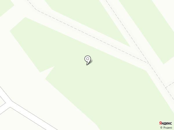 Автолига-Запад на карте Афонино