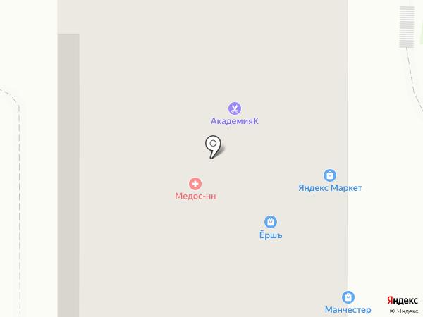 Дверная Гвардия на карте Афонино