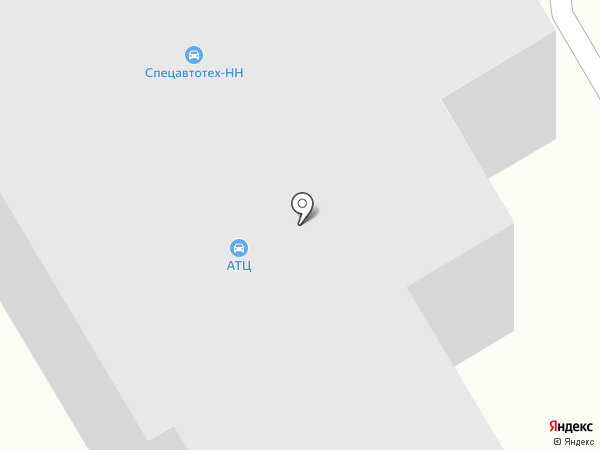 Поволжье-спорт на карте Афонино