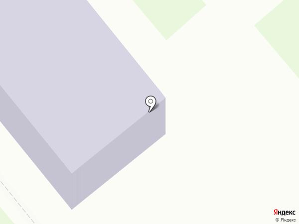 Средняя общеобразовательная школа на карте Афонино