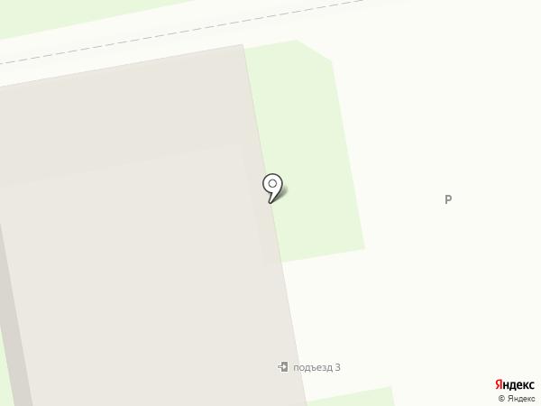 МЕГА на карте Ждановского