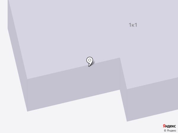 Основная школа №5 на карте Бора