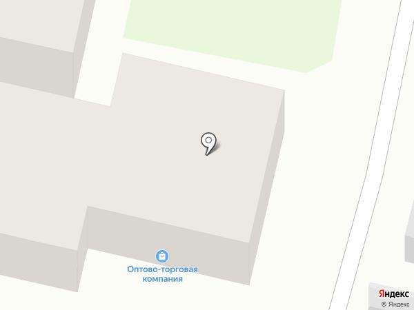 Авангард на карте Ржавки