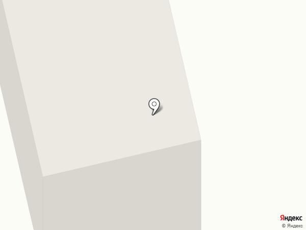 Платформа на карте Афонино