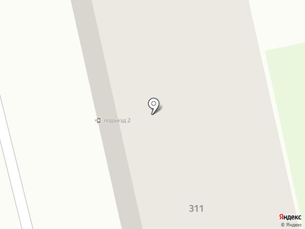 Манго на карте Афонино