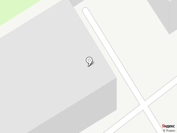 Афонино на карте Афонино