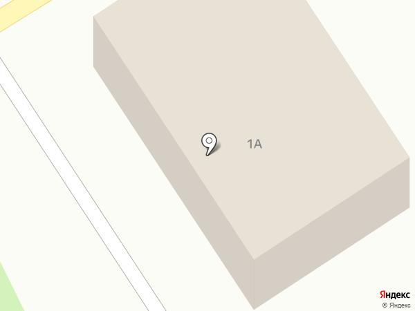 Гостевой дом Никульское на карте Афонино