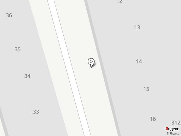 Автосервис на карте Афонино