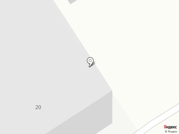 Бристоль на карте Афонино