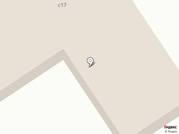Ремонтная мастерская на карте Афонино