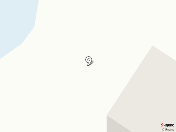 Прометей-Бор на карте Бора
