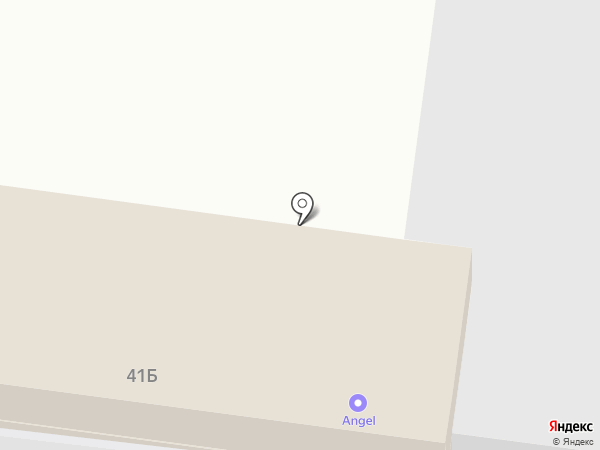 Ангел на карте Ржавки
