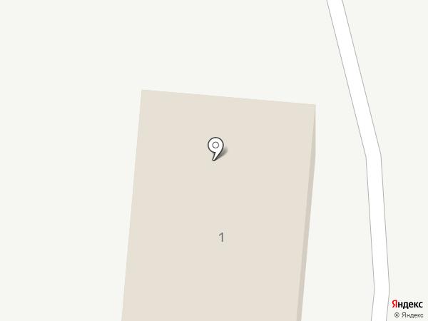 Агродок Экодом на карте Ржавки