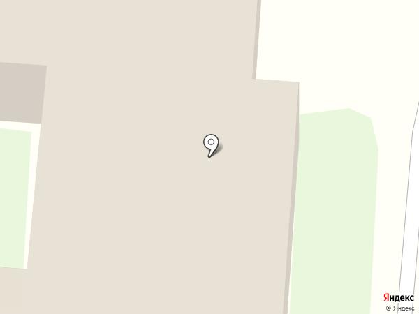 Пожарная часть №133 на карте Афонино