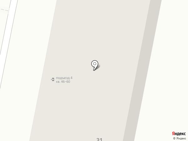 Транспортная компания на карте Ждановского