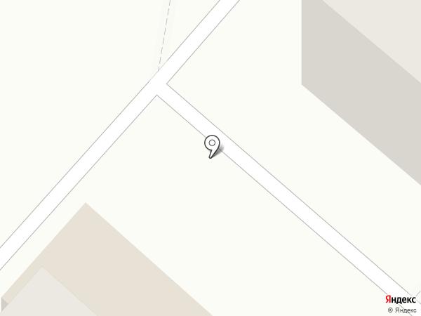 Парикмахерская на карте Ждановского