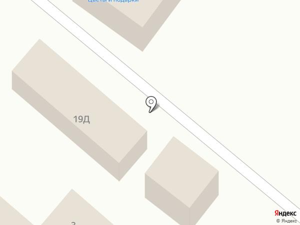 Любимый на карте Ждановского