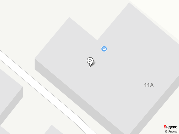 Автосервис на карте Бора