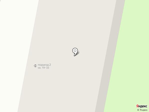 Улыбка на карте Ждановского
