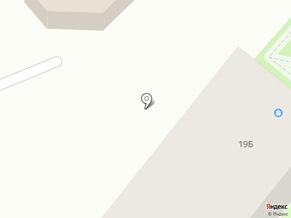 Магазин автозапчастей на карте Ждановского